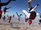 Equipe de paraquedismo dança Harlem SHake em queda livre (Foto: Reprodução/Youtube) (Foto: Equipe de paraquedismo dança Harlem SHake em queda livre (Foto: Reprodução/Youtube))