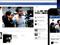 Nova timeline do Facebook lançada em março de 2013 (Foto: Nova timeline do Facebook lançada em março de 2013)
