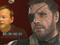 Kiefer Shuterland em processo de captação de movimentos no novo Metal Gear solid (Foto: Divulgação)