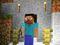 Minecraft para XBOX One também foi um dos lançamentos da Microsoft (Foto: Léo Torres/TechTudo)