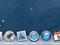 Clique sobre o ícone do Finder, na Dock (Foto: Reprodução/Helito Bijora) (Foto: Clique sobre o ícone do Finder, na Dock (Foto: Reprodução/Helito Bijora))