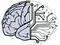 Arquitetura de computador planejada pela IBM pretende imitar o funcionamento do cérebro humano. (Foto: Reprodução / Gizmodo) (Foto: Arquitetura de computador planejada pela IBM pretende imitar o funcionamento do cérebro humano. (Foto: Reprodução / Gizmodo))