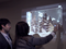 Sistema depende de um PC, Kinect e um projetor para funcionar (Foto: Reprodução/YouTube)