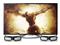 Smart TV 3D LED 47 polegadas Sony (Foto: Reprodução) (Foto: Smart TV 3D LED 47 polegadas Sony (Foto: Reprodução))