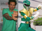 Jason David Frank, o Tommy dos Power Rangers, faz a pose que marcou sua carreira (Foto: Felipe Vinha/TechTudo) (Foto: Jason David Frank, o Tommy dos Power Rangers, faz a pose que marcou sua carreira (Foto: Felipe Vinha/TechTudo))