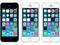 Novos modelos do iPhone 5S (Foto: Divulgação)