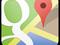 Google Maps logotipo (Foto: Reprodução/ Google Maps)
