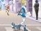 Personagem da Microsoft é heroína em um anime no YouTube (Foto: Reprodução/The Verge) (Foto: Personagem da Microsoft é heroína em um anime no YouTube (Foto: Reprodução/The Verge))