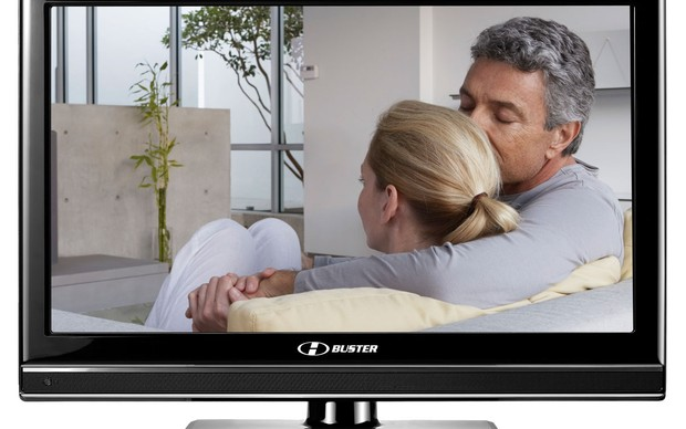 TV H-Buster de LED 32 polegadas
