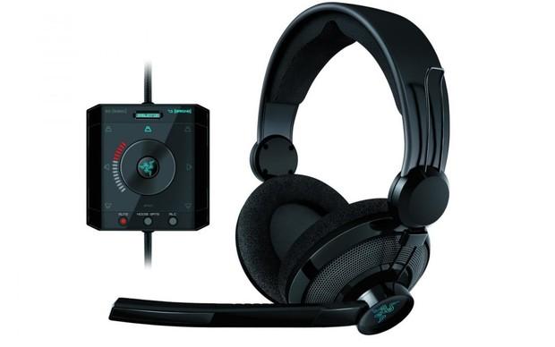 Headset Razer Megalodon 7.1