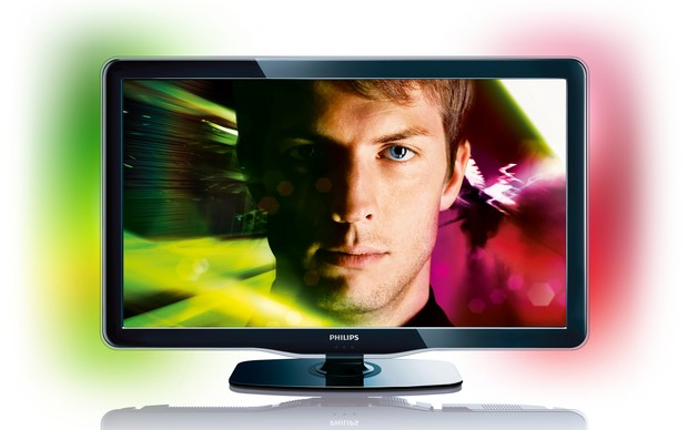 TV LED 40' Philips 40PFL6605D_001 (Foto: Divulgação)