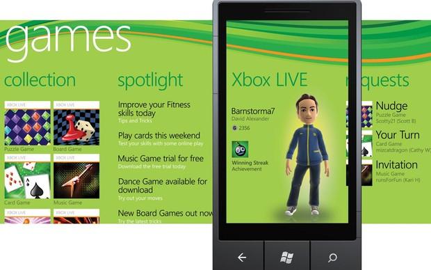 Windows Phone 7 (Foto: Divulgação)