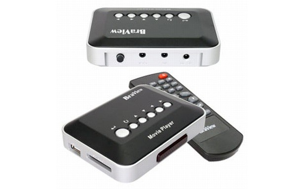 Media Player Braview MP-01