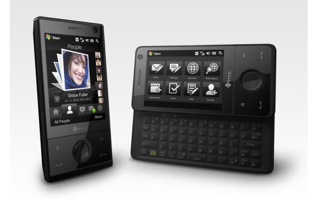HTC Touch Pro (Foto: Divulgação)