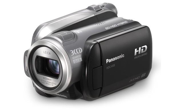 Filmadora HDC-S9 (Foto: Divulgação)