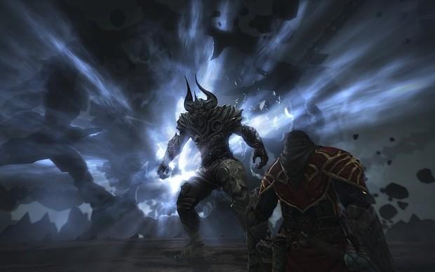 Castlevania: Lord of Shadows - Resurrection (Foto: Divulgação)
