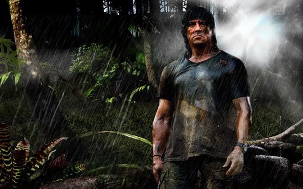 Rambo 4 (Foto: Divulgação)