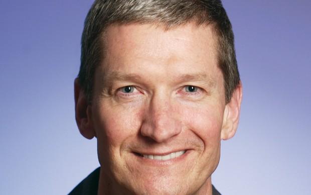 Tim Cook, ex-chefe de operações, assume a Apple após saída de Steve Jobs. (Foto: Divulgação)