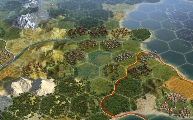 Civilization V (Foto: Divulgação)
