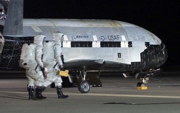 Força Aérea dos Estados Unidos. (Foto: Divulgação)