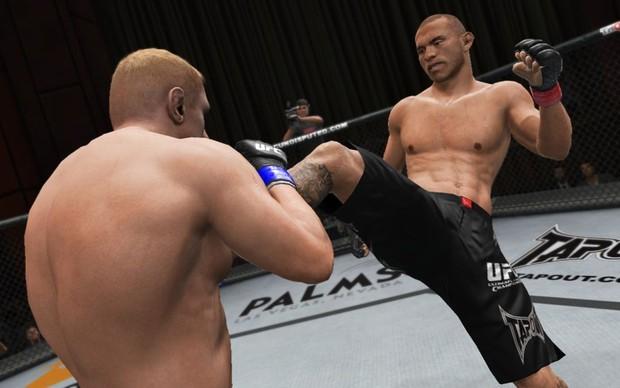 UFC Undisputed 3 (Foto: Divulgação) (Foto: UFC Undisputed 3 (Foto: Divulgação))