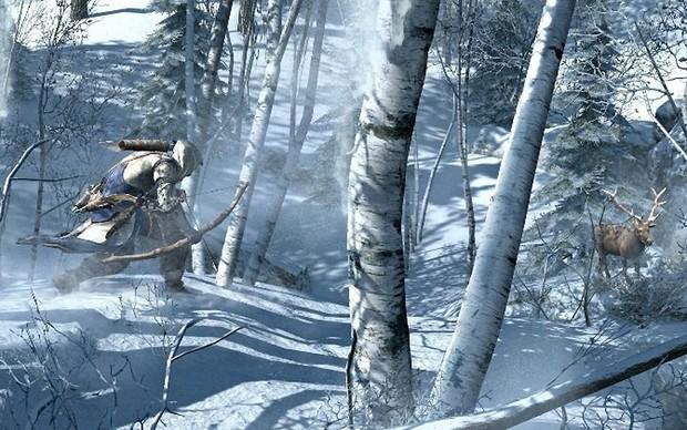 Assassin's Creed 3 (Foto: VG247) (Foto: Assassin's Creed 3 (Foto: VG247))
