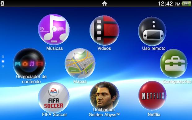 Screen do PS Vita 1 (Foto: Divulgação)