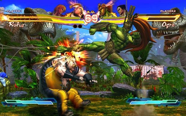 Street Fighter X Tekken (Foto: Divulgação) (Foto: Street Fighter X Tekken (Foto: Divulgação))