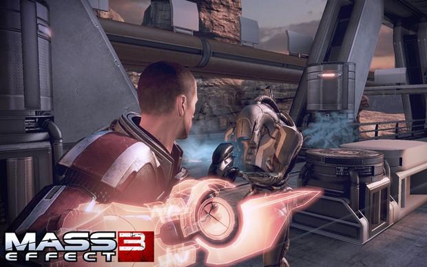Mass Effect 3 (Foto: Mass Effect 3)