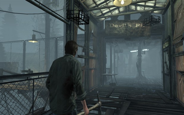 Silent Hill Downpour para PlayStation 3 e Xbox 360 (Foto: Divulgação) (Foto: Silent Hill Downpour para PlayStation 3 e Xbox 360 (Foto: Divulgação))