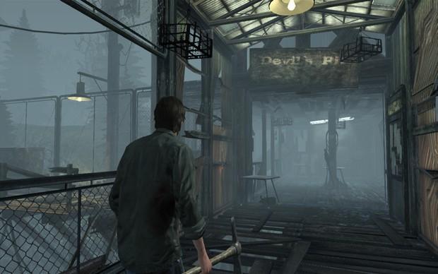 Silent Hill Downpour para PlayStation 3 e Xbox 360 (Foto: Divulgação) (Foto: Silent Hill Downpour para PlayStation 3 e Xbox 360 (Foto: Divulgação))