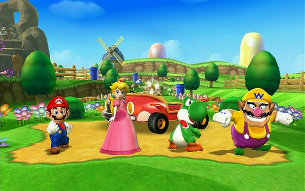 Mario Party 9 para Nintendo Wii (Foto: Divulgação) (Foto: Mario Party 9 para Nintendo Wii (Foto: Divulgação))