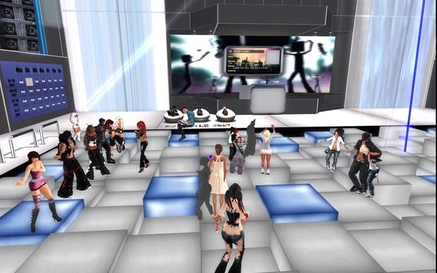 Second Life simula uma vida paralela no mundo virtual (Foto: Reprodução)