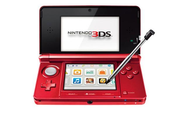 Nintendo 3DS (Foto: Divulgação) (Foto: Nintendo 3DS (Foto: Divulgação))