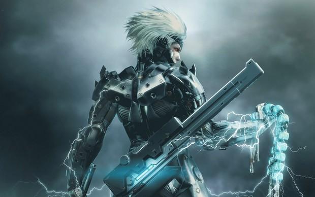 Metal Gear Rising: Revengeance (Foto: Divulgação) (Foto: Metal Gear Rising: Revengeance (Foto: Divulgação))