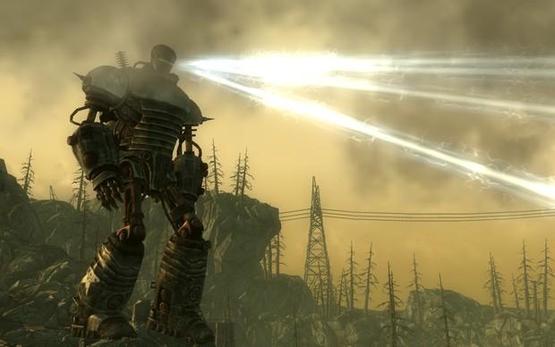 """""""Broken Steel"""" é um dos melhores extras para Fallout 3 (Foto: """"Broken Steel"""" é um dos melhores extras para Fallout 3)"""