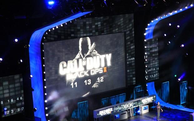 Call of Duty: Black Ops 2 já tem data de lançamento (Foto: Léo Torres / TechTudo)