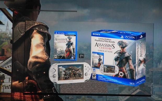 Assassin's Creed III: Liberation (Foto: Léo Torres / TechTudo)