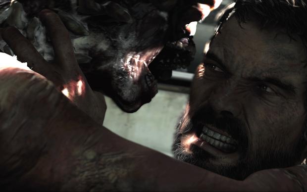 The Last Of Us conta com inimigos que sofreram mutação. (Foto: Reprodução)  (Foto: The Last Of Us conta com inimigos que sofreram mutação. (Foto: Reprodução) )