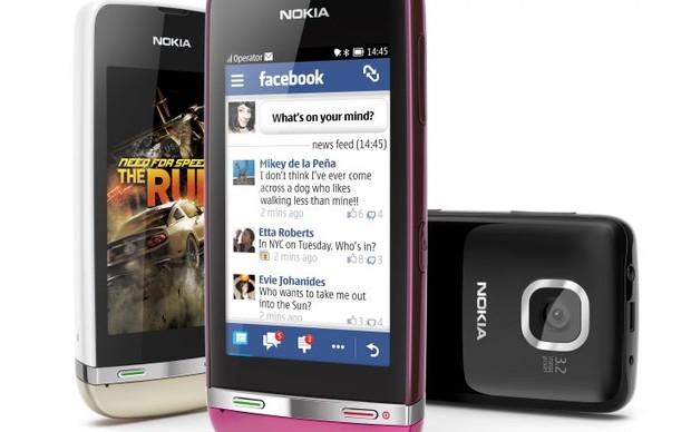 Nokia Asha 311 é um dos modelos que chegam ao Brasil em breve (Foto: Divulgação) (Foto: Nokia Asha 311 é um dos modelos que chegam ao Brasil em breve (Foto: Divulgação))