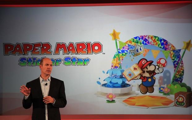 Conferência Nintendo 3DS (Foto: Léo Torres / TechTudo)