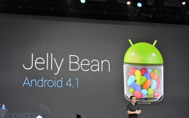 Nova versão do Android 4.1 Jelly Bean confirmada  (Foto: Reprodução/Engadget)