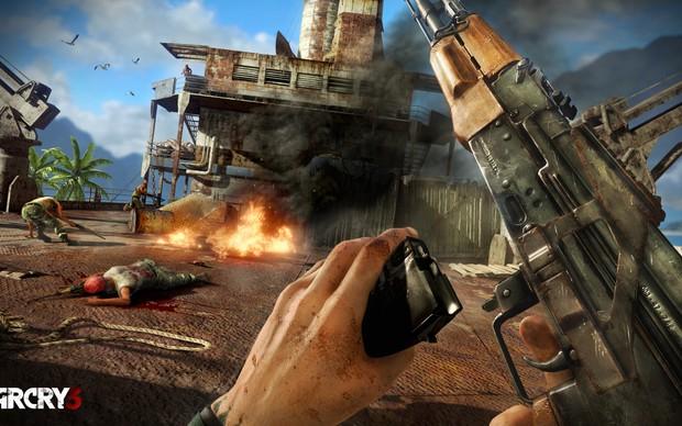 Far Cry 3 (Foto: Divulgação) (Foto: Far Cry 3 (Foto: Divulgação))