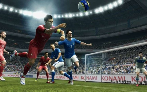 Pro Evolution Soccer 2013 (Foto: Divulgação) (Foto: Pro Evolution Soccer 2013 (Foto: Divulgação))