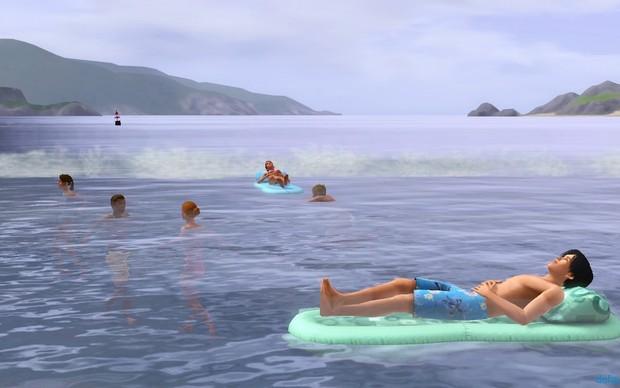 The Sims 3: Estações (Foto: Divulgação) (Foto: The Sims 3: Estações (Foto: Divulgação))