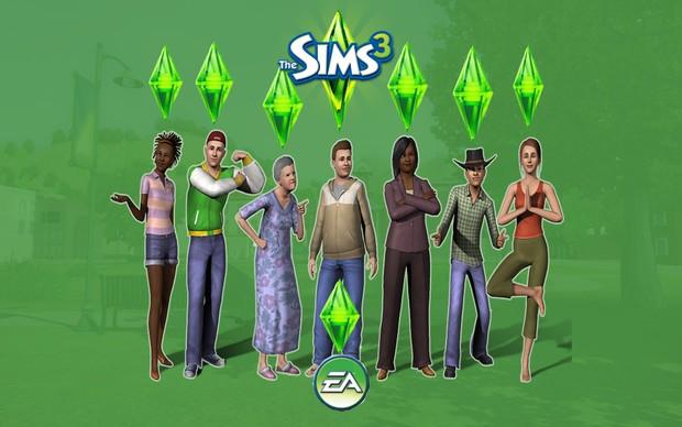 The Sims 3 (Foto: Divulgação) (Foto: The Sims 3 (Foto: Divulgação))