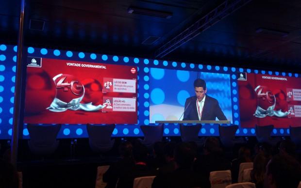 Claro quer ser a primeira a lançar 4G no Brasil (Foto: Allan Melo/TechTudo)