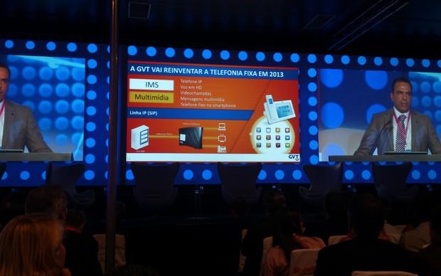 GVT pretende reinventar a telefonia fixa (Foto: Allan Melo/TechTudo)