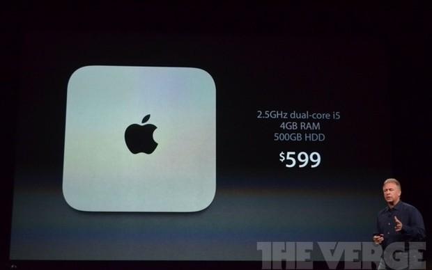 Apple anuncia nova atualização do Mac mini (Foto: Reprodução/Verge)