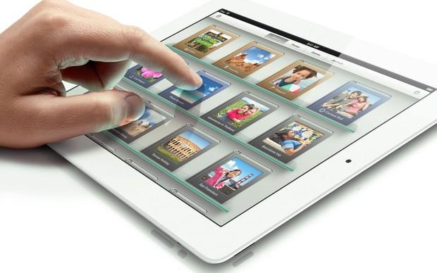 iPad 4 (Foto: Reprodução)